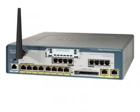 MA_CSCO_UC540W-FXO-K9 : UC System with 4FXO : 1VIC Exp par Cisco